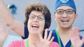 Mercy Ships, the NHS, and healthcare systems across the globe – For Alumni, By Alumni