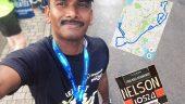 #TeamCardiff's virtual fundraisers: Nelson Selvaraj