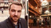 Examined Life: Dr Darren Freebury-Jones