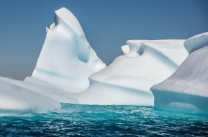 Polar Literacy Principle #2 - Ice is the dominant feature of the Polar Regions © Andrew Corso