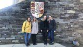 First visit to Bangor
