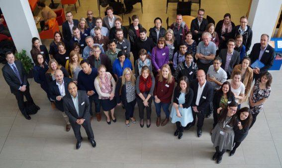 SCOPE2 Workshop delegates.