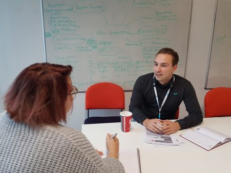 Our new RDCS South East Wales Deputy Director, Philip Pallmann, writes about the recent RDCS retreat.
