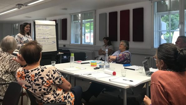 CENTRIC Workshop with Public Partners