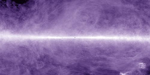 Neutral Hydrogen sky