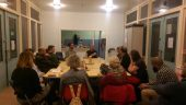 Philosophy Café proves popular with residents