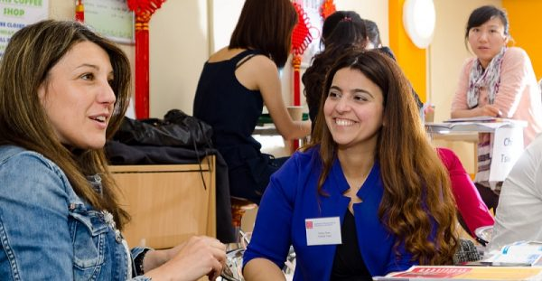 Tutors at Open Day 2015