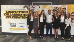 Innovative pathways partnership engaging refugees gains recognition at UK Finals