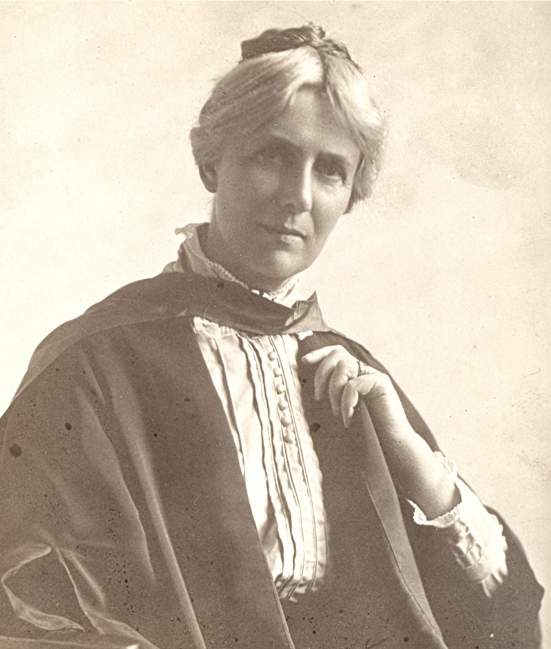 The UK's First Female Professor: Millicent MacKenzie