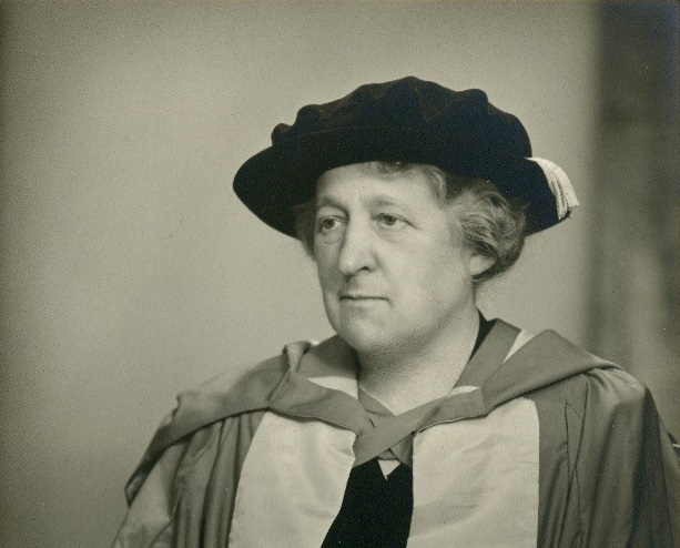 Inspirational People: 1. Dame Olive Wheeler