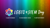 Cardiff University, GW4 and Prism Exeter celebrate Diversity and Inclusion for LGBTQ+ STEM Day 2020