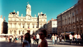 First semester abroad in Chambéry
