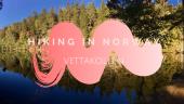 Hiking to Vettakollen