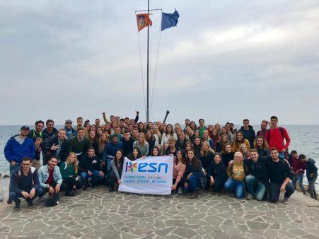 Erasmus Student Network at the University of Verona, Italy (2018/19)