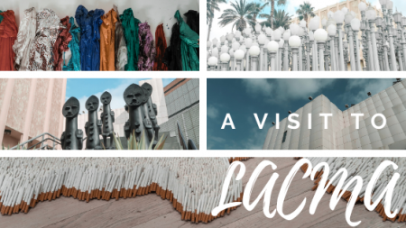 A visit to LACMA