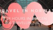 24 hours in Bergen: On travelling alone and things to do in Bergen