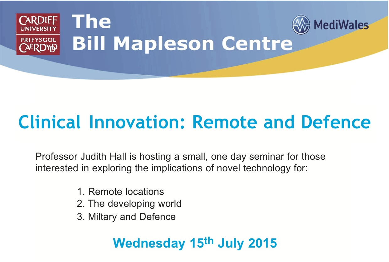 New Clinical Innovation Event