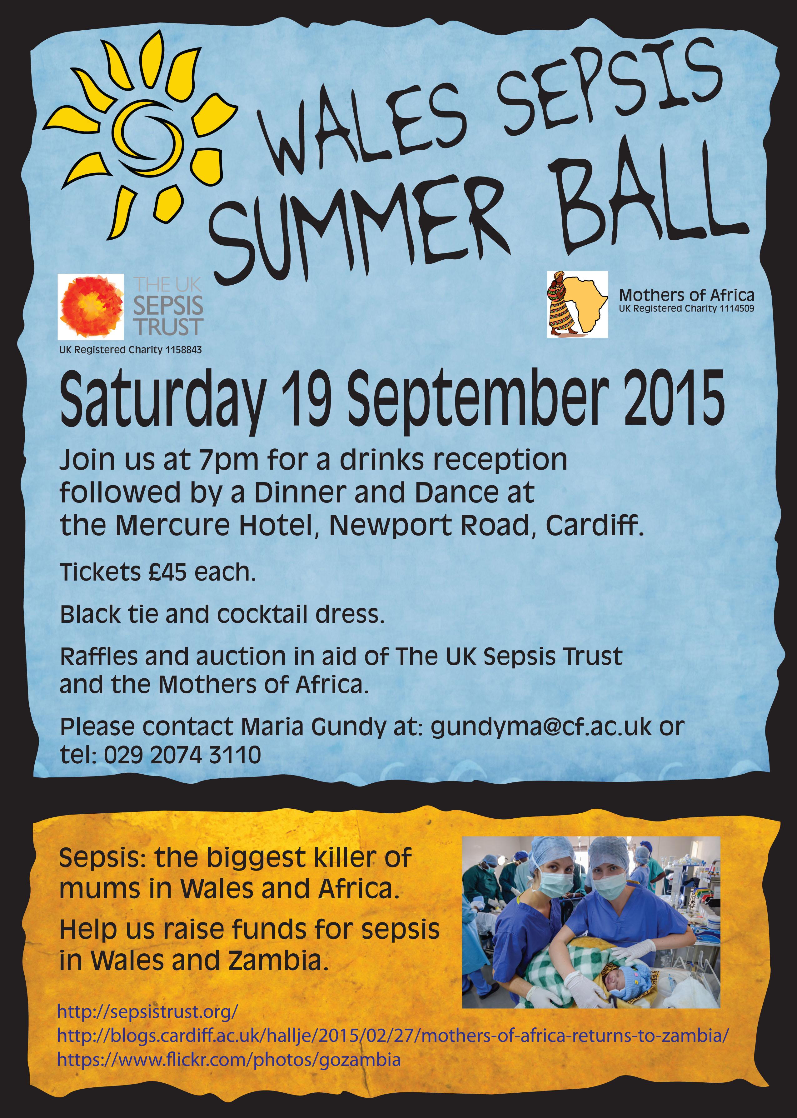 Summer Ball 2015