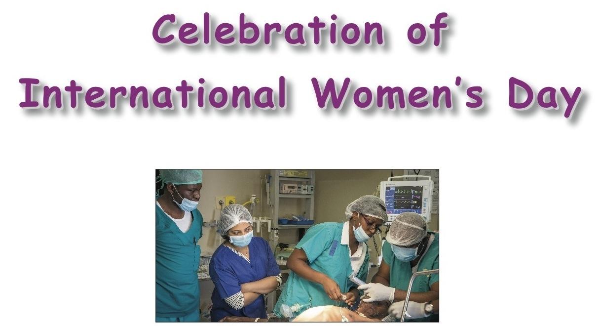 The Phoenix Project Presents a Celebration of International Women's Day 2016