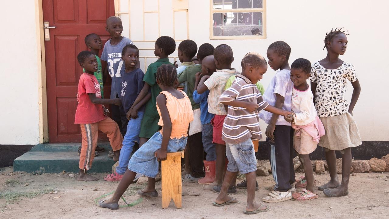 Build a School in Zambia