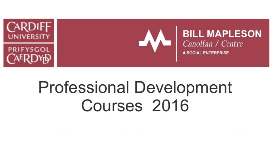 The Bill Mapleson Centre Courses for Clinicians and Businesses