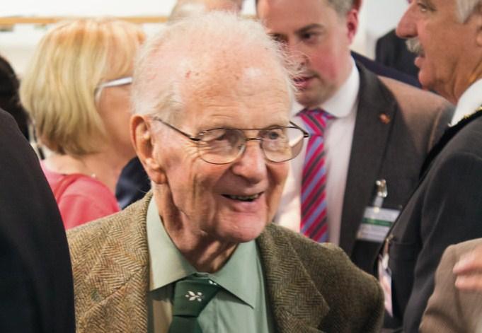 Professor Bill Mapleson's Final Retirement
