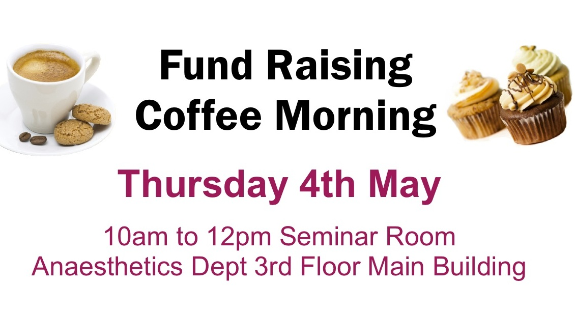 Come and drink your morning coffee for Mothers of Africa