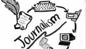 A day in the life of a third-year journalism student