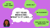 1st Year Medicine: What's it like? – Intro to Bonus subseries!