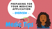 Preparing for your medicine application – what do you need to do?