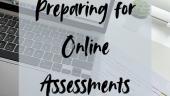 Preparing for Online Assessments