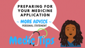 How to start your medicine personal statement