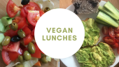Cheap and Easy Vegan Uni Lunches
