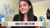 What to Take to University
