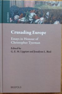 Cover of Crusading Europe