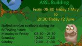ASSL 24/7 information