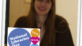 *National Libraries Day 2016*, Meet the Team – Alice