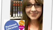 *National Libraries Day 2016*, Meet the Team – Jackie
