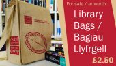 *New* Library Book Bags