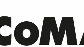 CoMa Contemporary Music for All logo