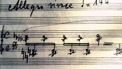 Object #17. The Joly Braga Santos Piano Concerto: from Nearly-Forgotten to Object of Research