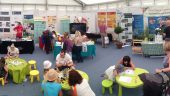 Science and technology pavilion at the National Eisteddfod of Wales