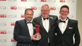 Cardiff Team win Health Service Journal Award for Improving Care with Technology