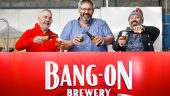 ITV Wales interview Professor Les Baillie about honey beer collaboration with local brewery