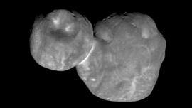 High-res photo of 2014 MU69