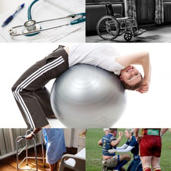 Physiotherapy- a world of opportunities.