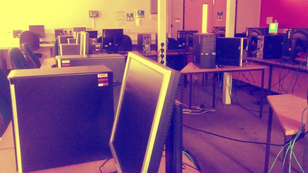 Computer Lab for GPU programming