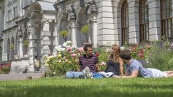 Students' view on living in Cardiff