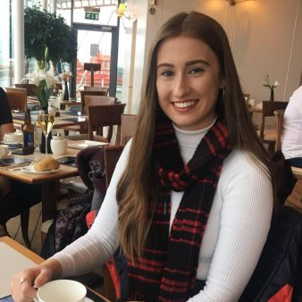 Rachel, Postgraduate student