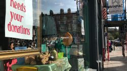 Thrift labours: Charity shops in the austerity economy